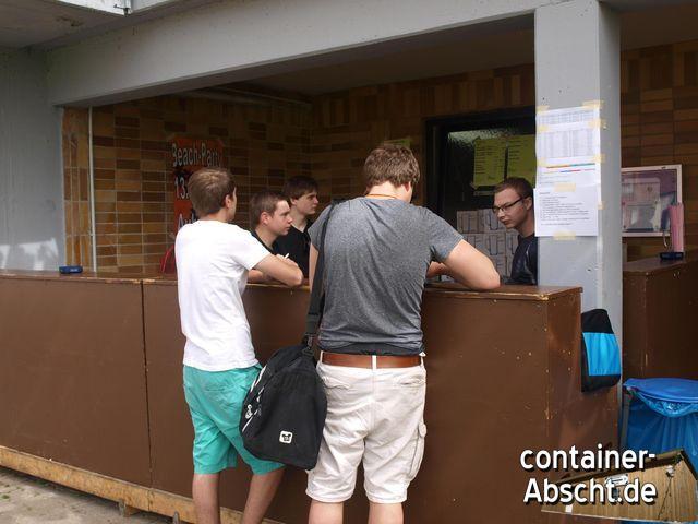4a0f2e2d3 Container Abscht - seit 1997 - Jugendclub in Aubstadt