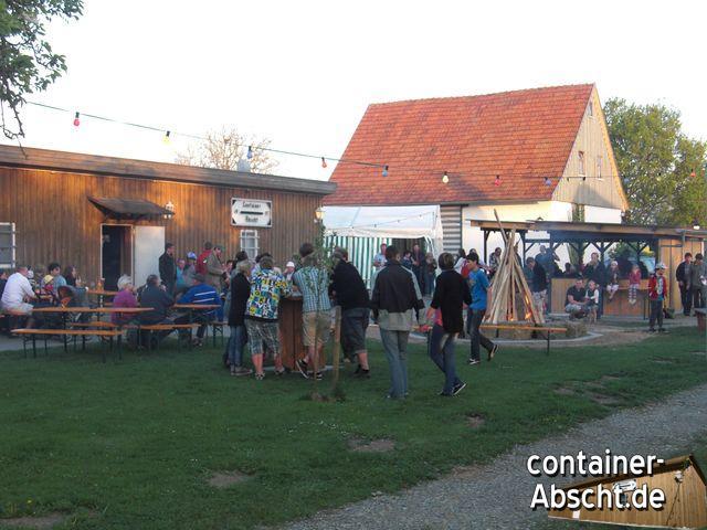 ba3f35188e7 Container Abscht - seit 1997 - Jugendclub in Aubstadt